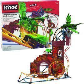 K'NEX Dragon's Revenge Thrill Coaster (578 Pieces)