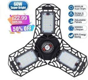 40% Off LED Garage Lights
