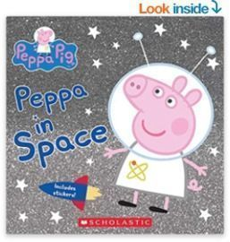 Peppa in Space (Peppa Pig) Paperback