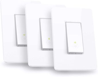 3-Pack TP-Link Kasa Smart Wi-Fi Light Switches