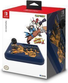 Hori Nintendo Switch Street Fighter II Edition Fighting Stick Mini