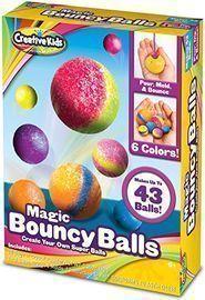 Creative Kids DIY Magic Bouncy Balls Kit