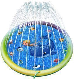 Joyjoz 60 Inflatable Splash Pad