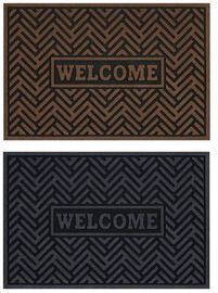 24 in x 36 in Welcome Door Mat