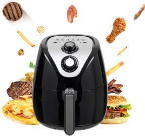 Secura Air Fryer 3.4Qt / 3.2L 1500-Watt Electric Hot XL