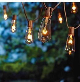 SUNSGNE 20Ft Outdoor Patio String Lights