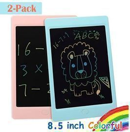 2-pk of LCD Writing Tablets