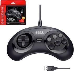 Retro-Bit SEGA Genesis 6-Button Arcade Pad