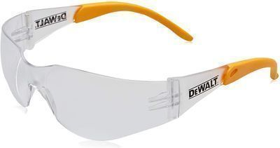DeWalt Clear Protective Safety Glasses