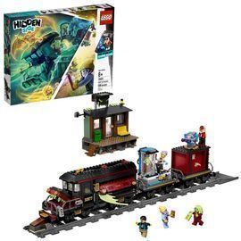 LEGO Hidden Side Augmented Reality (AR) Ghost Train Express