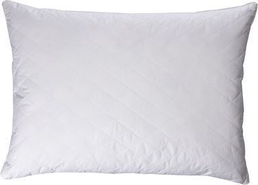 Blue Ridge Home Fashions Quilted Goose and Feather  Down Pillow