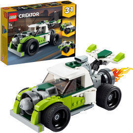 Lego Creator 3-in-1 Rocket Truck Action Building Toy