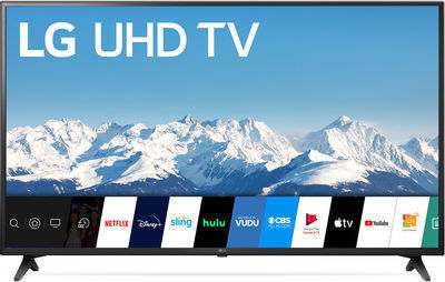 50 LG 4K UHD Smart TV (2020 Model, 50UN6950ZUF)