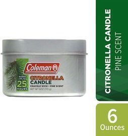 Coleman Scented Citronella Candle
