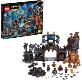 Lego Super Heroes Batcave Clayface Invasion Batman  DC Toy Building Kit