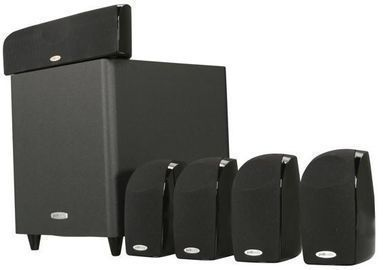 Polk TL 1600 5.1 Ch. Home Theater w/ Subwoofer