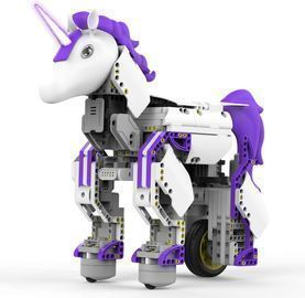 Ubtech Mythical Series: Unicornbot Building and 
