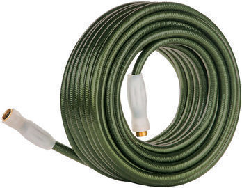 Flexon 5/8 in. x 100 ft. Contractor Grade Hose with Guard & Grip