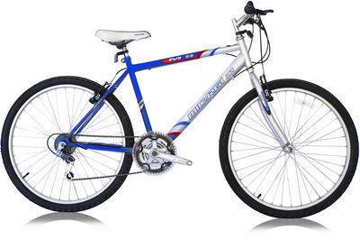 26-inch 18-Speed Bicycle, Mountain Bike