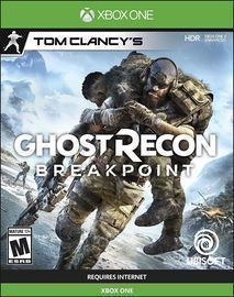 Tom Clancy's Ghost Recon Breakpoint (Xbox One/PS4)