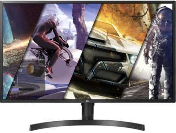 LG 32UK550-B 31.5 16:9 4K FreeSync LCD Gaming Monitor