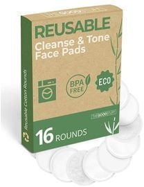 Reusable Cotton Pads - 16ct