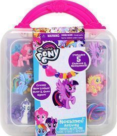 Tara Toys My Little Pony Necklace Activity Set