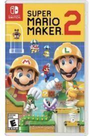 $20 Off Top Nintendo Switch Games | Super Mario Maker 2
