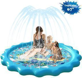 Homydom 67 Splash Pad Sprinkler