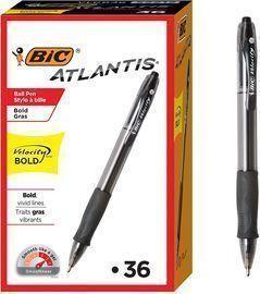 Bic Retractable Ballpoint Pen 36-Ct.