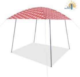 8' x 8' Portable Beach Sun Shade Pop-up Canopy Tent