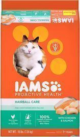 Iams 16-lb. ProActive Hairball Control Adult Dry Cat Food