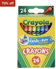 Crayola Crayons, 24/Box
