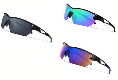 Men's Polarized Sports Sunglasses
