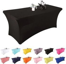 6' Spandex Table Cover