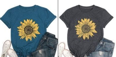 Women's Sunflower Tee