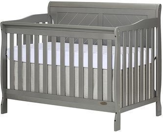 Dream On Me, Ashton Full Panel 5-in-1 Convertible Crib