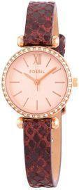 Fossil Tillie Mini Rose Gold Ladies Watch (BQ3557)
