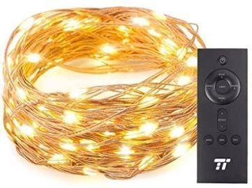 TaoTronics 33 ft 100 LED String Lights