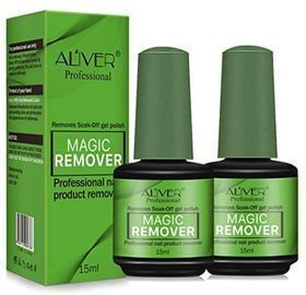 Magic Nail Polish Remover - 2pk
