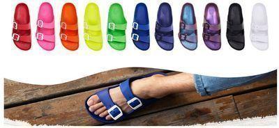 FUNKYMONKEY Flat Sandals