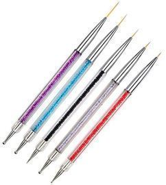 Nail Art Brushes - 5pk