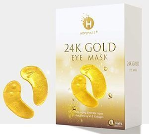 24K Gold Eye Masks - 14pk