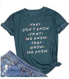 FRIENDS Women's Tee Shirt