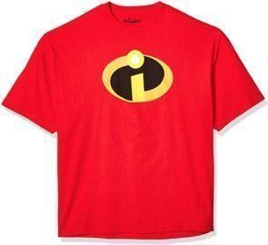 Disney The Incredibles Logo T-Shirt