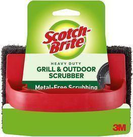 3M Scotch-Brite Heavy Duty Outdoor Scrubber