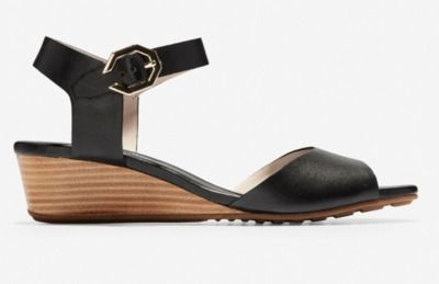 Evette Wedge Sandals