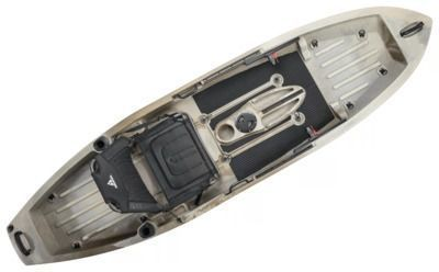 Ascend 10T Sit-On-Top 10' Kayak w/Enhanced Seating System