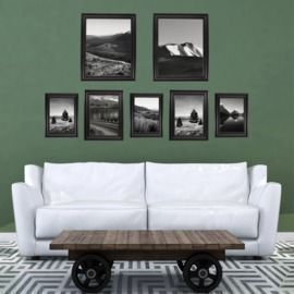 7pc Mainstays Picture Frame Set