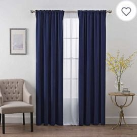 Blackout Window Curtains